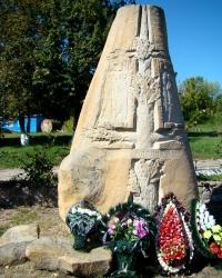 Пам'ятник Героям Холодного Яру в с.Мельники