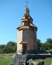Церква на честь святого праведного Петра Багатостраждального (Калнишевського) на хуторі Буда