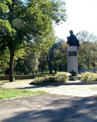 Пам'ятник Т.Г.Шевченко у м.Чигирин