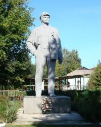 Памятник В.И.Ленину в г.Чигирин
