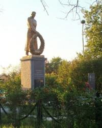 Братская могила в пос. Ясный г.Днепропетровск