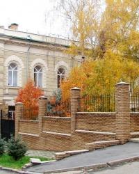 Екатеринославский окружной суд (пр.К.Маркса, 38)