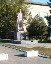 Памятник В.И.Ленину в с.Александровка