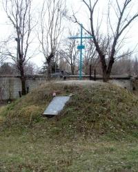 Братская могила в Старых Чаплях