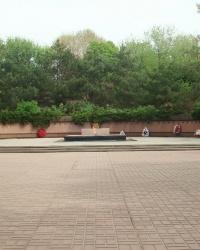 Мемориальный комплекс в парке им. Ю.Гагарина