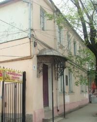 Дом, в котором в г.Симферополь проживал Л.Н.Толстой (ул.Толстого,4)