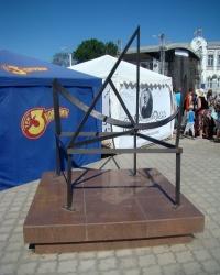 Солнечные часы в г.Евпатория