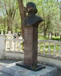 Памятник Н.В.Гоголю в г.Евпатория