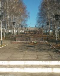 Братская могила в с.Вольное (Синельниковский р-н)