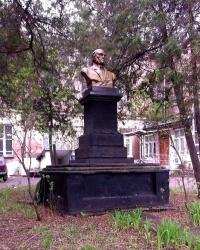 Памятник Н.И.Пирогову в г.Днепропетровске