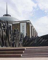 """Мемориал """"Трагедия народов"""" в г.Москве"""