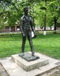Памятник Шандору Петёфи, г. Ужгород