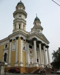 Крестовоздвиженский кафедральный собор, г. Ужгород