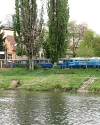 Ужгородская детская железная дорога, г. Ужгород
