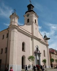 Костел Св. Юрия (Георгия), г. Ужгород