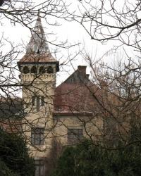 Замок графа Шенборна (Винзавод) в г.Берегово