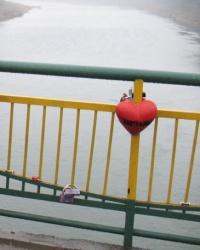 Мост над рекой Уж, г. Ужгород