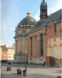 Храма Риддархольмсчюркан в г.Стокгольме (Швеция)