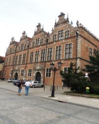 Большой арсенал в г.Гданьске (Польша)