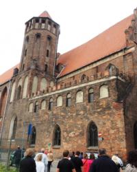 Костел Святого Николая в г.Гданьске