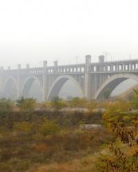 Мосты Б.М.Преображенского в г.Запороржье
