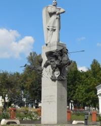 Памятник князю Святославу