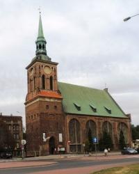 Костел святой Барбары в Гданьске