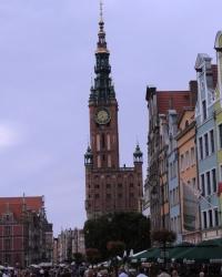 Городская ратуша г.Гданьска