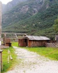 Деревня викингов в Гудвангене