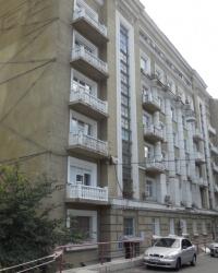Памятник архитектуры – жилой дом работников  «Укрмясопромтреста»