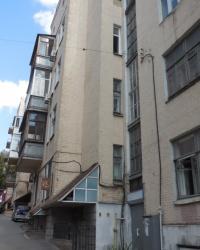 Памятник архитектуры – доходный дом  жилищно-строительного кооператива «Сяйво» в г.Киеве