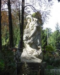 Лукьяновское мемориальное кладбище в г.Киеве