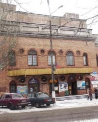 Здание бывшей синагоги в г.Енакиево