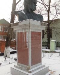 Памятник Т.Г.Шевченко в г.Шахты