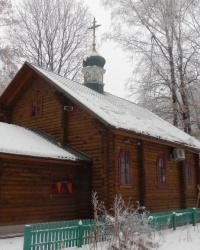 Храм преподобного Агапита Печерского в г.Киеве