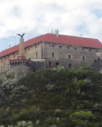 Замок Паланок в г.Мукачево