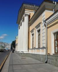 Усадьба Шаховских – Красильщиковых в г.Москве