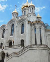 Сретенский мужской монастырь в г.Москве