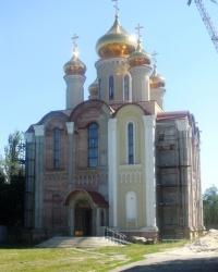 Храм Рождества Христова в г.Зугрэсе