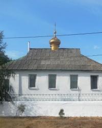 Свято-Успенский храм в г.Зугрэсе