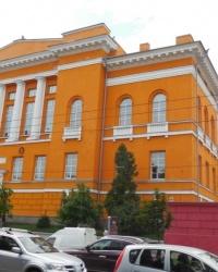 Памятник архитектуры – библиотека им.М.Максимовича в г.Киеве