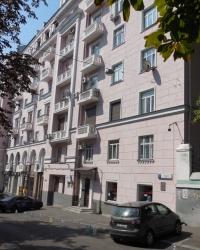 Памятник истории – явочная квартира диверсионной группы «Максим» в г.Киеве