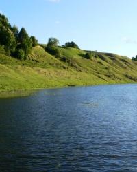 Ландшафтный заказник «Соколиные горы» в окрестностях с.Маринин