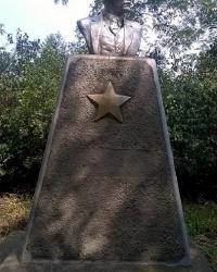 Памятник В. И. Ленину в с.Андреевка