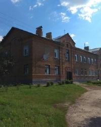 Памятник архитектуры - жилой дом в с. Бережинка (Кировоградский район)
