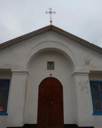 Храм Рождества Пресвятой Богородицы в с.Благодатное (Ивановский район)