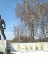 Памятник воинам-односельчанам в с.Гаи