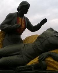 Мемориал в с.Елизаветовка