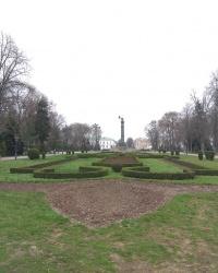 "Парк ""Корпусный сад"" в г. Полтава"