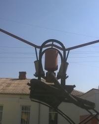 Памятник созданию первой пожарной команды в г.Новоград-Волынский